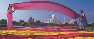 Taj Mahal, India, Asia and the Middle East