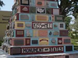 Monument of States, Florida
