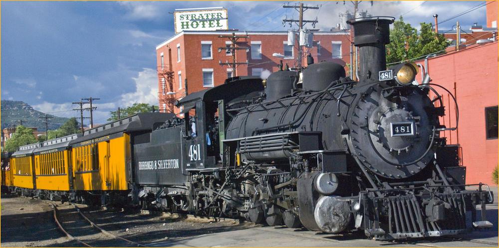 Durango-Silverton, Southwestern Colorado