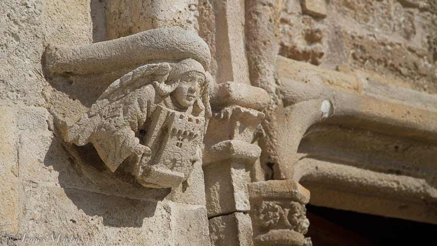 sardinia romanesque chruch