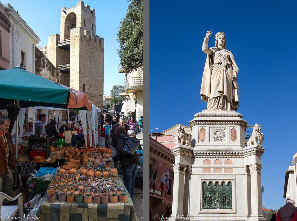 Oristano Sardinia A Stroll Through A Lively City Bindu Trips