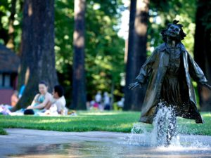 Beverly Cleary Sculpture Garden