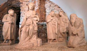 rome christmas crib